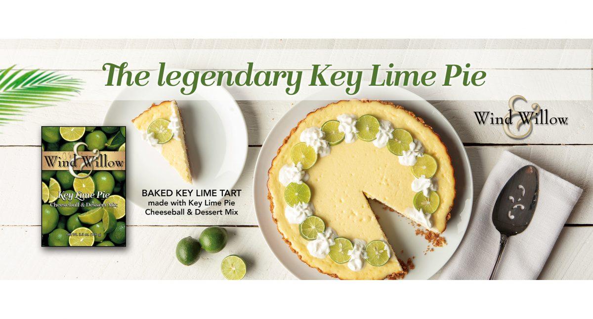 The Legendary Key Lime Cheesecake Tart