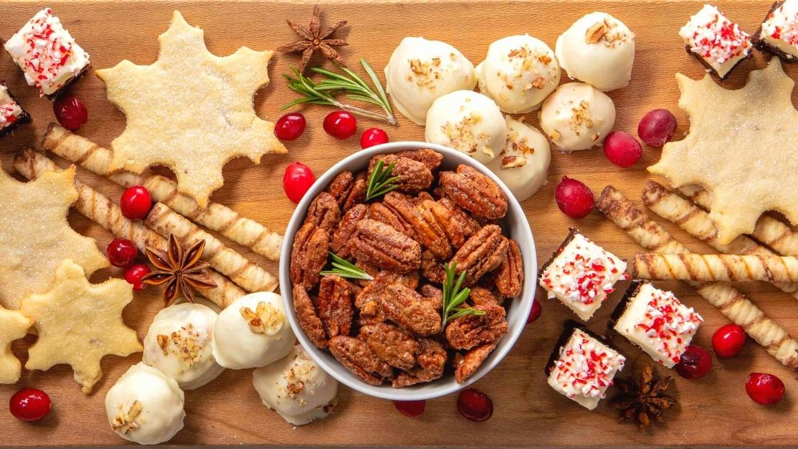 How to Create a Dessert Charcuterie Board