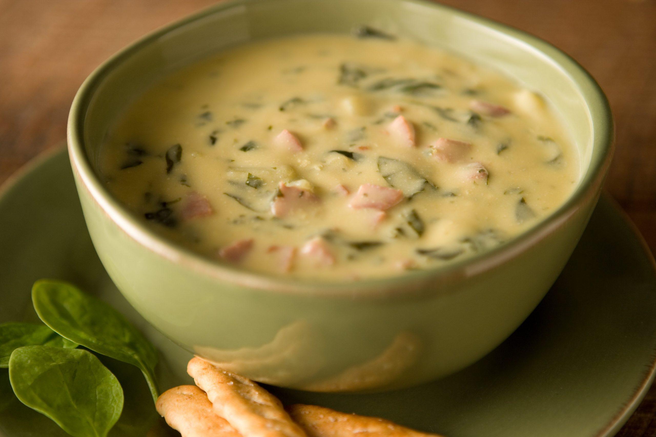 soup lorraine