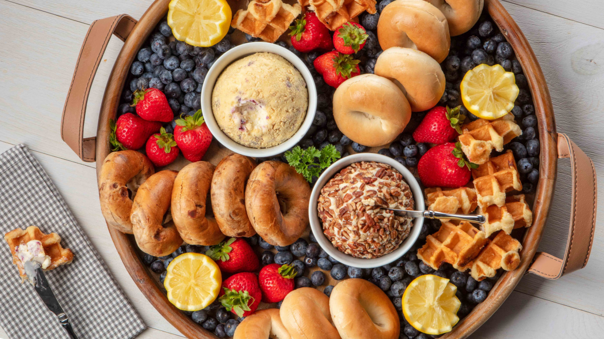 How to Create a Brunch Board
