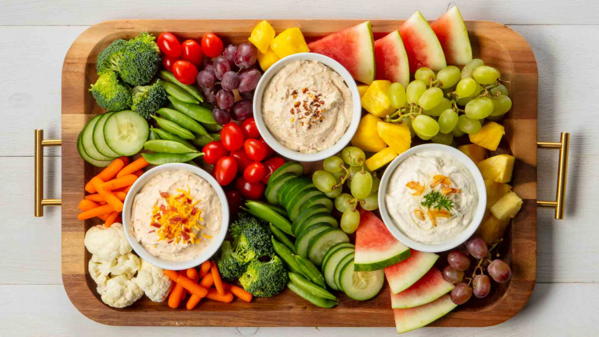 Learn How to Create a Vibrant Summer Grazing Board