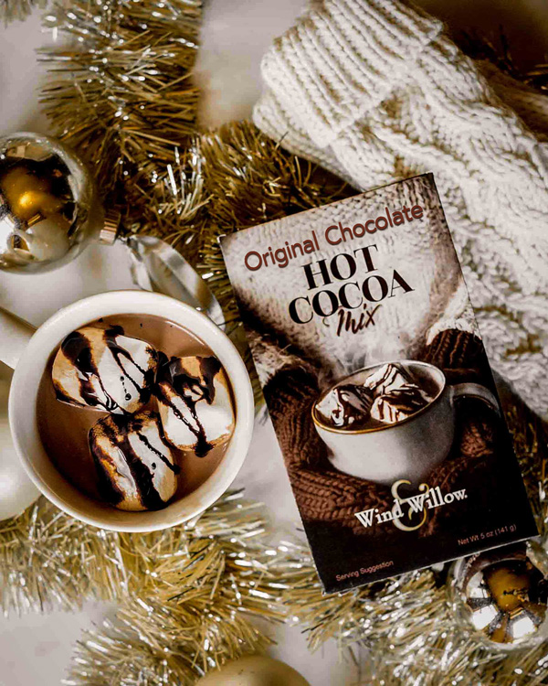 Stocking stuffer, hot chocolate, hot cocoa, new years, boxing day
